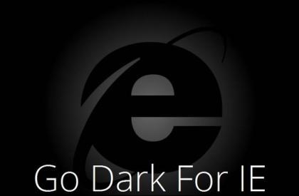 国外发起让IE变黑活动 倡导浏览器升级