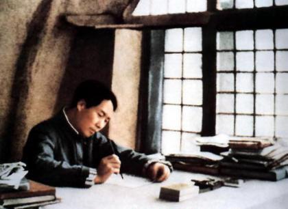 毛泽东让日本最害怕的一句话